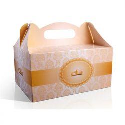 """Ozdobne pudełka na ciasto weselne, 1op."""""""
