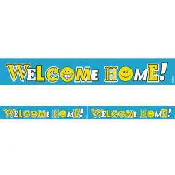 Taśma Welcome Home, 7,5cm x 6m, 1szt.