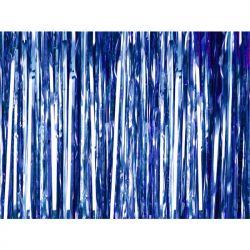 """Kurtyna Party, niebieski, 90 x 250cm, 1szt."""""""