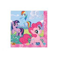 Serwetki My Little Pony, 33 x 33cm Roczek 16 szt