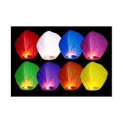 Lampiony latające, mix, 37 x 53 x 95cm, 1op.