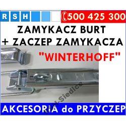 ZAMKNIĘCIE BURTY ZACZEP BURTOWY KOMPLET WINTERHOFF