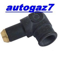 LOVATO kolanko wodne reduktora gumowo / metalowe