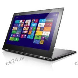 Lenovo Yoga 2 Pro 33,8 cm (13,3 Zoll QHD IPS) Convertible Ultrabook (Intel Core i7 4500U, 1.80GHz, 8GB RAM, 512GB SSD, Touch, Win 8.1 64 Bit) silber/grau