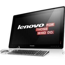 Lenovo Horizon 27 68,6 cm (27 Zoll FHD LED) All-in-One Desktop-PC (Intel Core i7 3537U, 2.0 GHz, 8GB RAM, Hybrid 1TB (8GB) SSHD, Nvidia GeForce GT620M/2GB, Touchscreen, Win 8) schwarz