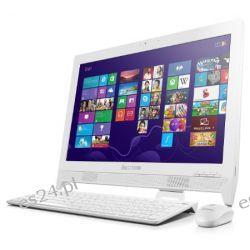 Lenovo C260 49,5 cm (19.5 Zoll HD+ LED) All-in-One Desktop-PC (Intel Pentium J2900, 2,41GHz, 4 GB RAM, 500 GB HDD, Intel HD Grafik, Win 8.1) weiß