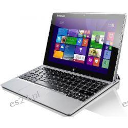 Lenovo IdeaTab MIIX 2 25,6 cm (10,1 Zoll FHD IPS) Touch Tablet-PC (Intel Atom Z3740, 1,86GHz, 64GB eMMMC, Win 8) schwarz