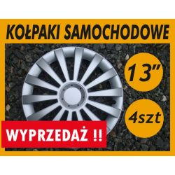 KOŁPAKI 13 do RENAULT FIAT FORD VW SKODA CITROEN