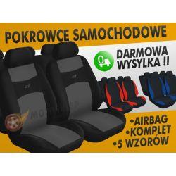 FIAT GRANDE PUNTO BRAVO / POKROWCE SAMOCHODOWE KPL