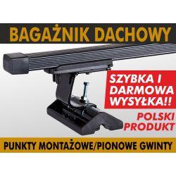 SAAB 9-3 2003-2012 / Bagażnik dachowy na dach