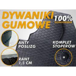 VW TOURAN 2003-2015 DYWANIKI GUMOWE KORYTKA GEYER