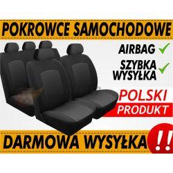 SUZUKI SX4 SWIFT SPLASH / MOCNE pokrowce na fotele