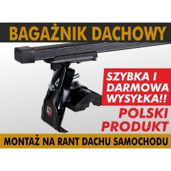 VOLVO S40 od 2004 / Bagażnik dachowy na dach