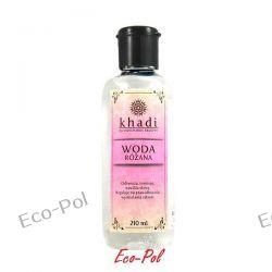 Woda Różana (naturalny tonik, idealna do cery naczynkowej!) 210ml Khadi
