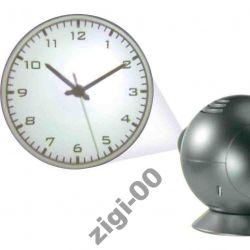 Projektor zegara analogowego Conrad NOWOŚĆ HIT LED
