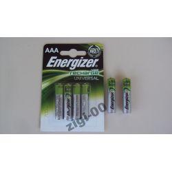 Akumulatorek Akumulatorki ENERGIZER AAA R3 700 mAh