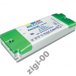 Zasilacz LED Recom Lighting RACD30-500 10-56V DC