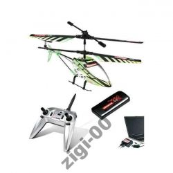 Helikopter Carrera RC Green Chopper 2,4GHz 0501003