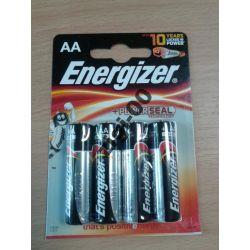 Baterie alkaliczne ENERGIZER AA RL6 blister 2023r