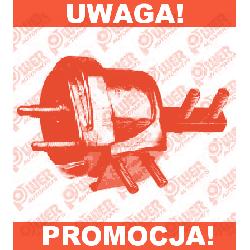 PODUSZKA SILNIKA PRAWA  FORD ESCORT ORION '93-99