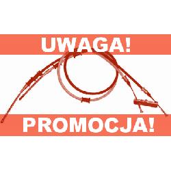 LINKA HAMULCA RĘCZNEGO TYŁ OPEL COMBO '94-