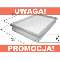 FILTR POWIETRZA KIA CARNIVAL 2.9 TD '98- PROMOCJA!