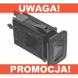WŁĄCZNIK ŚWIATEŁ AWARYJNYCH VW BORA GOLF IV TANIO!