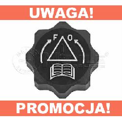 KOREK ZBIORNICZKA WYRÓW. PEUGEOT 206 1007 EXPERT