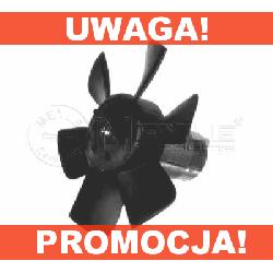 WENTYLATOR CHŁODNICY VW JETTA PASSAT POLO SCIROCCO