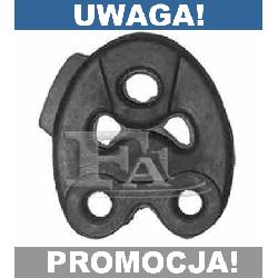 WIESZAK UCHWYT TŁUMIKA MERCEDES W124 190 W201 HIT!
