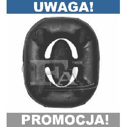 WIESZAK UCHWYT TŁUMIKA MERCEDES W124 W126 FISCHER!