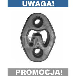 WIESZAK UCHWYT TŁUMIKA FORD MONDEO III MK3 HIT!