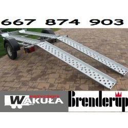 Przyczepka Brenderup ATV do przewozu Quada SIEDLCE