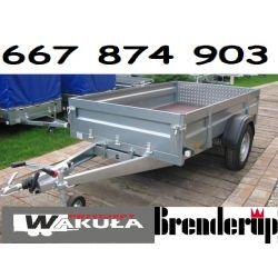 Przyczepa Samochodowa Brenderup 2260 S DMC 1300 KG