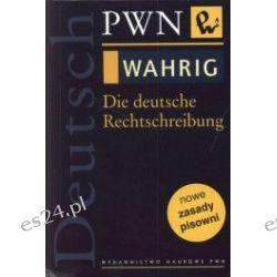 SŁOWNIK Wahrig Die deutsche Rechtschreibung