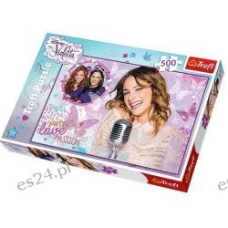 Puzzle 500 Violetta Zaśpiewajmy TREFL