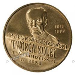 2 zł GN Ernest Malinowski 1999 rok