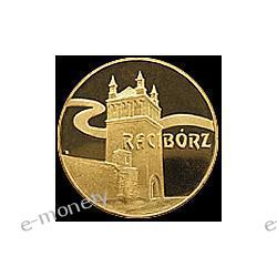 2 zł Miasta Polski - RACIBÓRZ- 2007 rok