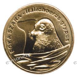 2 zł GN Foka Szara 2007 rok