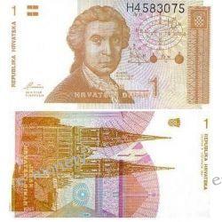 Chorwacja 1 DINAR 1991 rok