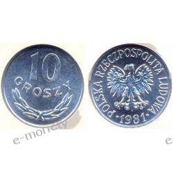 10 groszy 1981 mennicza