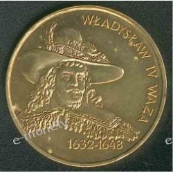 2 zł GN Władysław IV Waza - 1999 rok