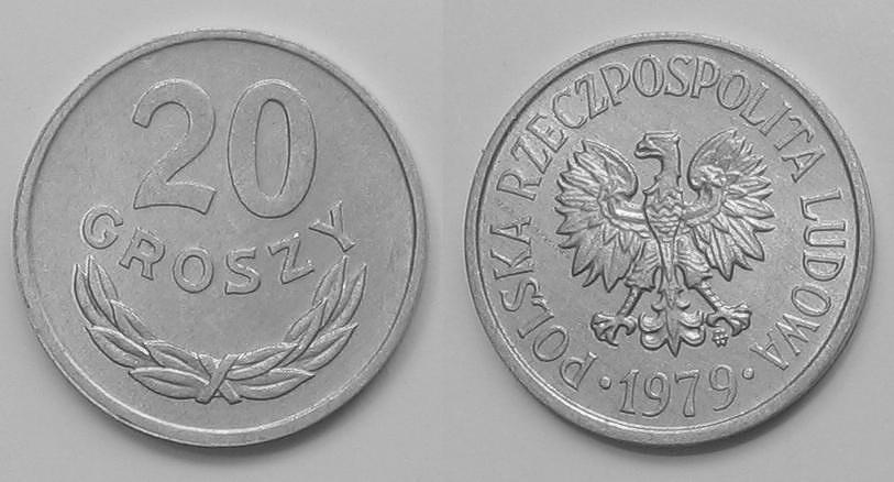 20groszy1979 1 фунт стерлингов картинки