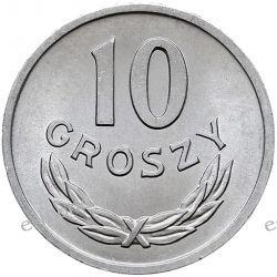 10 groszy 1985 mennicza