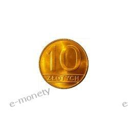 10 zł 1990 mennicza 1916 - 1924 marki i ruble