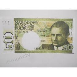 Polska 50 ZŁOTYCH do 1923