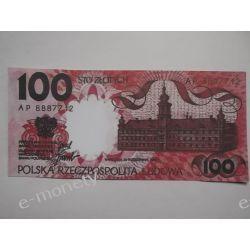 Polska 100 ZŁOTYCH 1919 - 1939 złote
