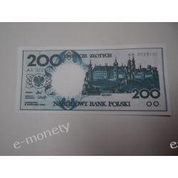 Polska 200 ZŁOTYCH 1919 - 1939 złote