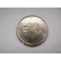 Włochy - 50 Centesimi 1928  do 1923