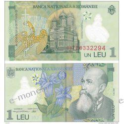 Rumunia 1 LEU 2005